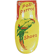 Old, Clicker Toy - Poll Parrot Shoes, Advertising