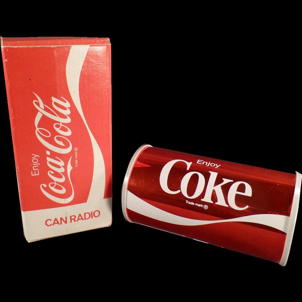 Vintage Coca Cola Can 88