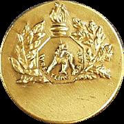 Vintgae Sports Medal Pin - Wrestling