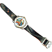 Child's, Toy Wristwatch - Cowboy