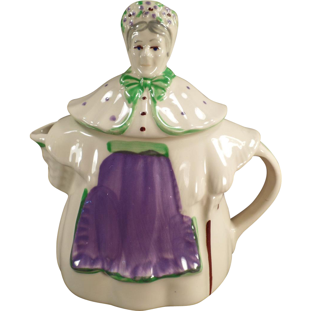 Vintage, Shawnee Teapot - Granny Ann