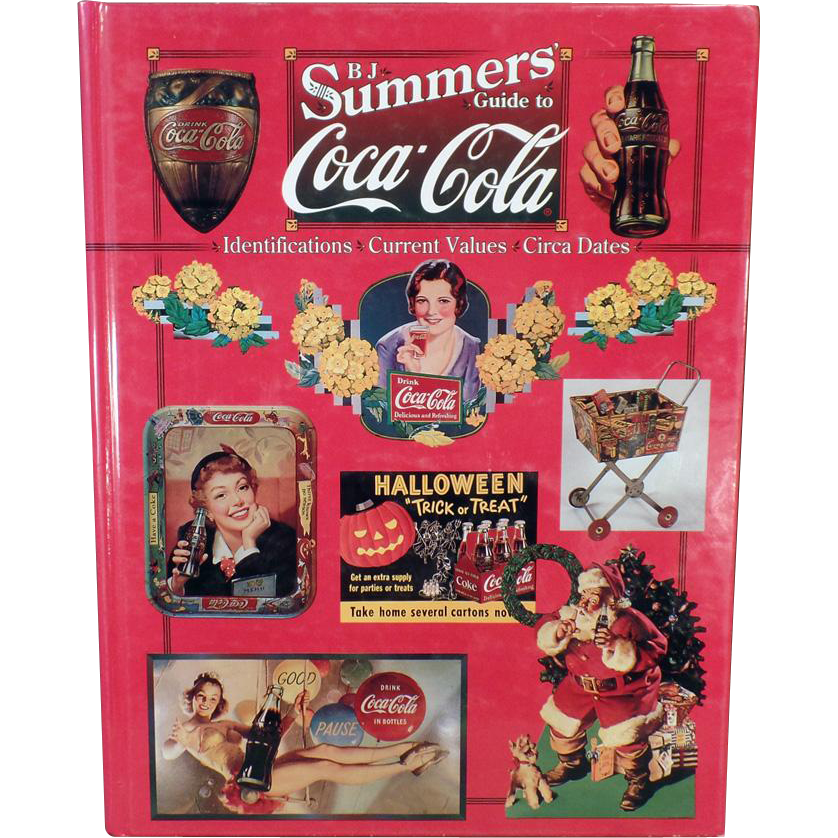 Reference Book - Coca-Cola Collectibles by Summers