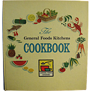 Vintage Recipe Book - General Foods Kitchen Cookbook - 1959 Edition, Hardbound