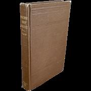 1912 Machine Shop Manual - Wonderful Reference Material