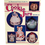 Old Reference Book - Cookie Jars - Book II - Ermagene Westfall