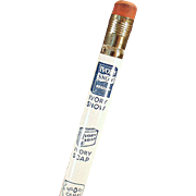 Vintage, Wooden Advertising Pencil - Proctor & Gamble Products