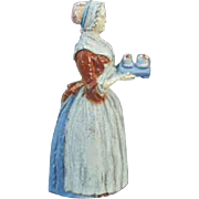Vintage, Advertising Pencil Sharpener - Baker's Chocolate Girl