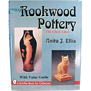 Old Reference Book - Rookwood Pottery - The Glaze Lines