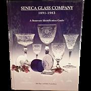 Handy Reference Book - Seneca Glass Company - Stemware Identification Guide