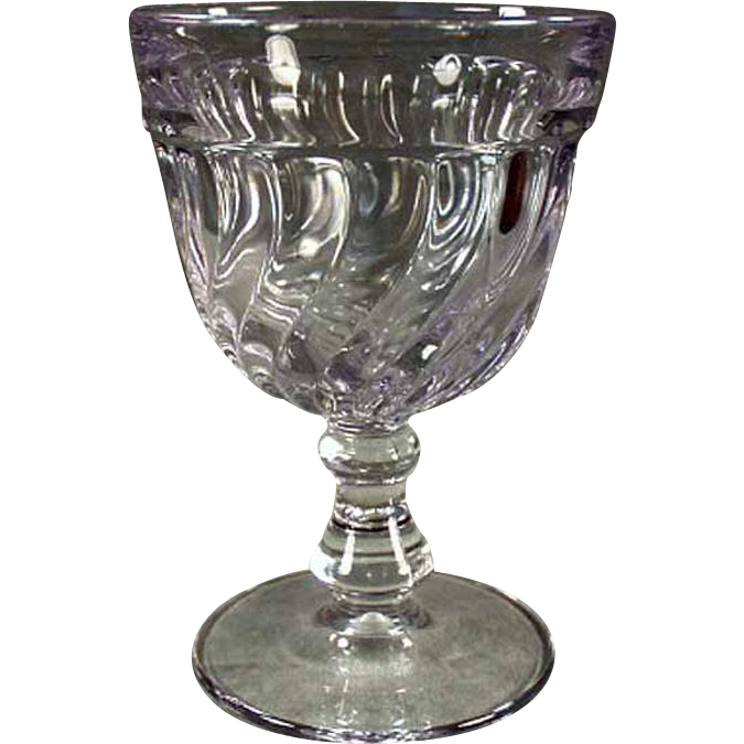 Vintage, Fostoria Colony, Goblet - Sun Purple - 8 Available