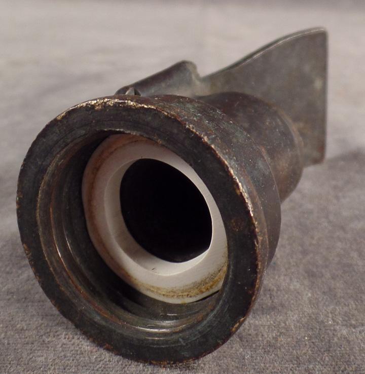 Vintage champion garden hose nozzle unusual style