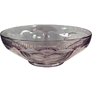 Vintage, Sun Purple Advertising Bowl - Bishop's Chocolate