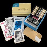 Vintage Humidiguide Hygrometer - Stewart #5534, Unused in Original Box