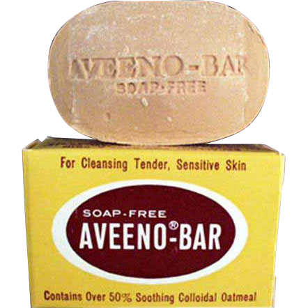Vintage, Aveeno Advertising Sample - 1950's