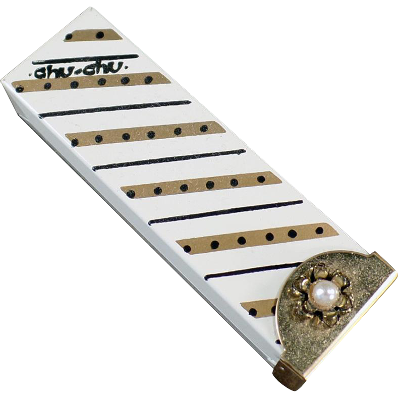 Vintage Chewing Gum Holder for Pocket or Purse -  Chu-Chu