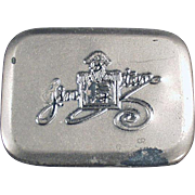 Vintage Jin-Tan Dispensing Tin