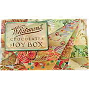 Vintage Candy Box - Whitman's Chocolates Joy Box