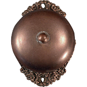 Antique, Mechanical Door Bell - 1893 Russell & Erwin