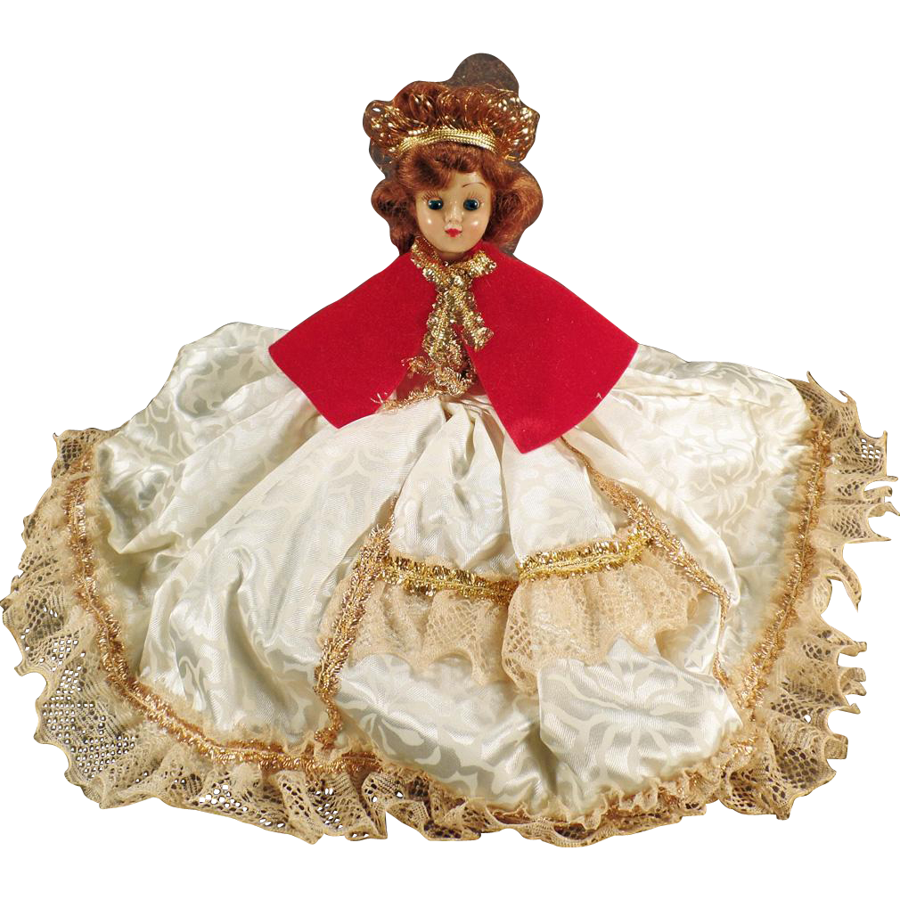 Vintage Duchess Doll with Original Box - Queen Elizabeth - Dolls of All Nations
