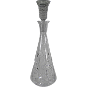 Vintage, Glass Wine Decanter - Elegant Style & Design