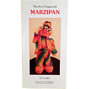 Old Book- The Art of Sugarcraft - Marzipan - Hardbound, 1986