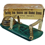 Vintage Curling Iron Heater - Houchin's Princess with Original Box
