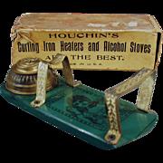 Vintage Curling Iron Heater - Houchin's Princess with Original Box