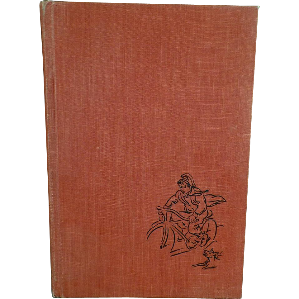 Vintage Book - The Human Comedy by William Saroyan - 1943 Hardbound