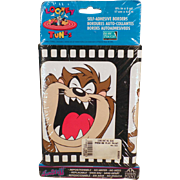 Old, Looney Tunes, Tasmanian Devil Decorative Paper Boarder