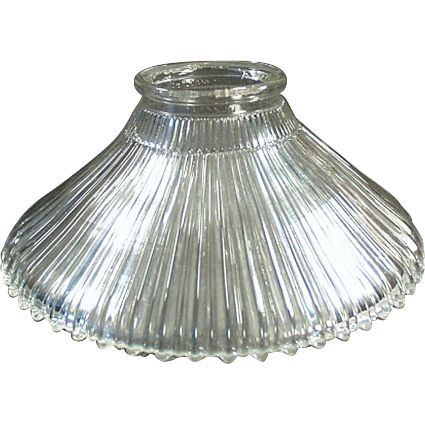 Beautiful Vintage Light Shade - Franklin - Patent 1905