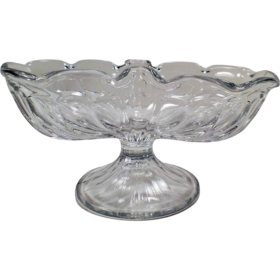Vintage, Double Scoop Sundae, Soda Fountain Dish - 2 Available