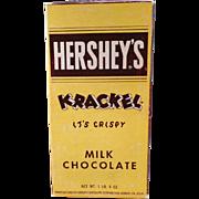 Vintage Candy Box - Hershey's Krackel Bars