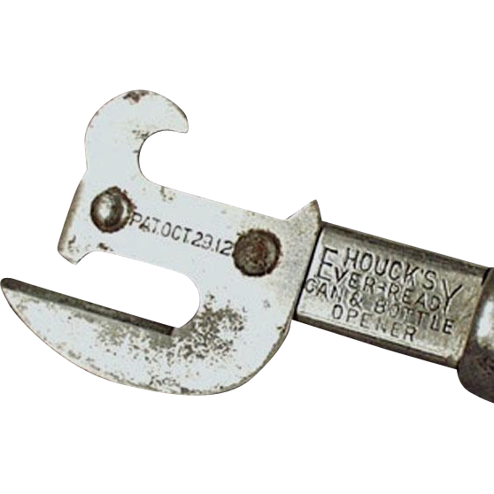 Vintage Can Opener - Houck's Ever-Ready - 1912
