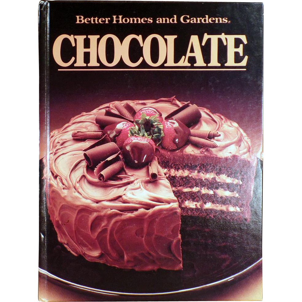 28 best better homes and gardens chocolate pie recipe for Home and garden recipes
