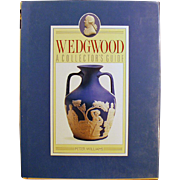 Old Wedgewood Reference Book - A Collector's Guide by Peter Williams