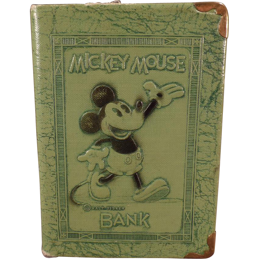 mickey mouse coin