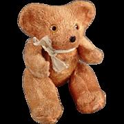 Vintage Tape Measure - Plush Teddy Bear Tape Measure