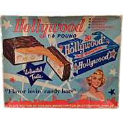 Vintage Hollywood Candy Box – Colorful Graphics