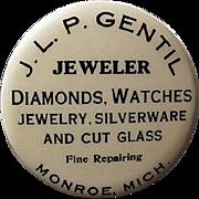 Vintage Celluloid Tape Measure - Gentil Jewelers