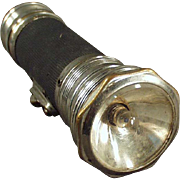 Vintage Yale Flashlight - Battery Operated Flashlight