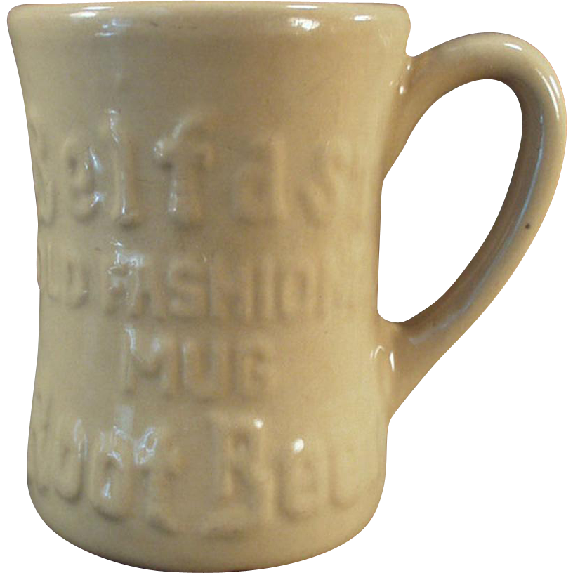 Vintage Belfast Root Beer Mug - Tepco China - 1950's