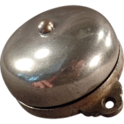 Antique Mechanical Door Bell - Patent 1899 - Simple Design