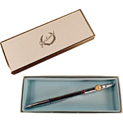 Vintage Garland Ballpoint Pen - Double Ended with Original Box