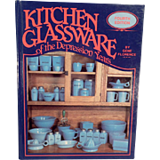 Vintage Reference Book - Kitchen Glassware - 4th Edition by Gene Florence