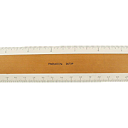 Vintage Paragon 1473P K and E 20 inch Engineering Scale
