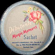 Vintage Debutante Sachet Box - Magic Moment from the Fuller Brush Co.