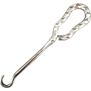 Vintage Glove or Shoe Button Hook – Small Personal Button Hook