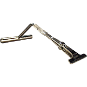 Vintage Razor Blade Sharpener - Old Warner Jones Stropping Device