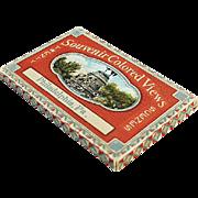 Vintage Photo Postcard Mailer - Old Philadelphia Souvenir with 20 Photos