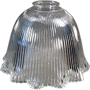 Vintage Light Shade - Large Size, Single Shade for Old Light Fixture